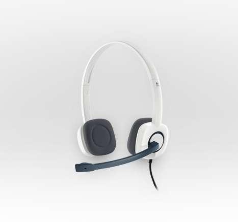 headset H150 White   981-000350 fotó 782c1fc566